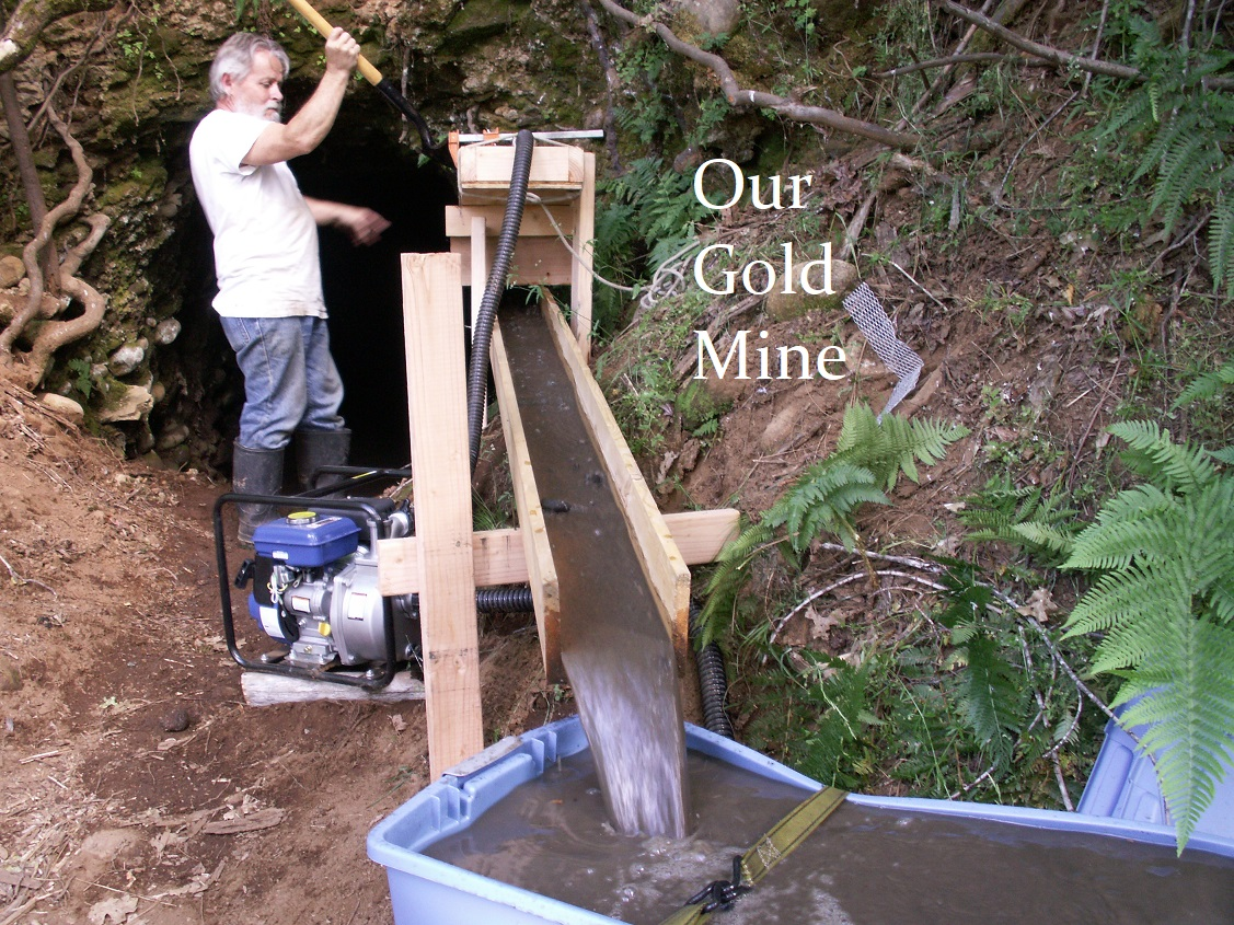 Our Gold Mine