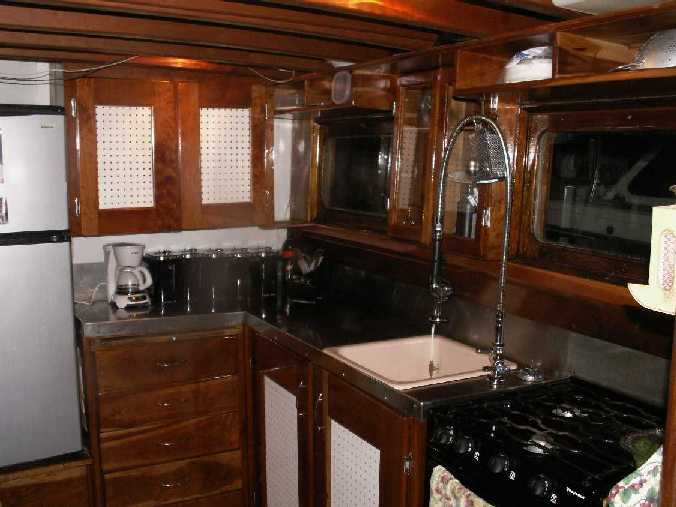 galley after